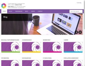 New site launch: North Wales Social Care and Well-being Improvement Collaborative