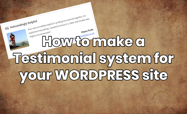 Using Toolset to make a WordPress Testimonials plugin