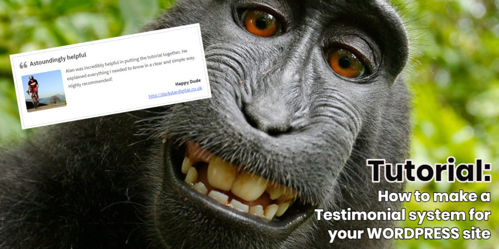 Make your own wordpress testimonial system with Toolset